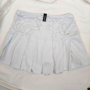 Adidas Pleated Tenis/Golf Mini Skirt